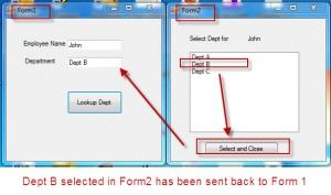SendVariablefromForm2toForm1